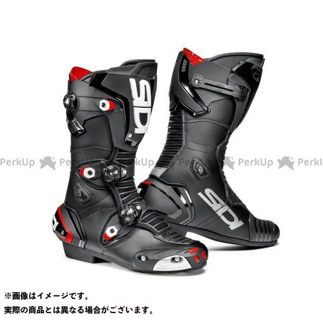 【エントリーで更にP5倍】SIDI MAG-1 レーシングブーツ(ブラック/ブラック) サイズ:40/25.5cm シディ