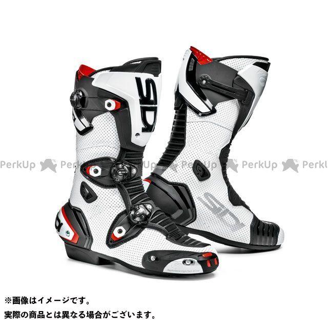 SIDI シディ レーシングブーツ バイクシューズ・ブーツ SIDI MAG-1 AIR レーシングブーツ(ホワイト/ブラック) 40/25.5cm シディ