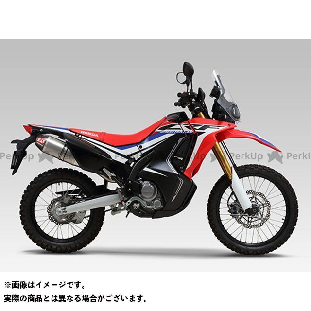 ヨシムラ CRF250L CRF250M CRF250ラリー Slip-On RS-4Jサイクロン カーボンエンド EXPORT SPEC ST YOSHIMURA