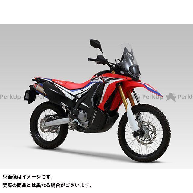 ヨシムラ CRF250L CRF250M CRF250ラリー Slip-On RS-4Jサイクロン カーボンエンド EXPORT SPEC STB YOSHIMURA