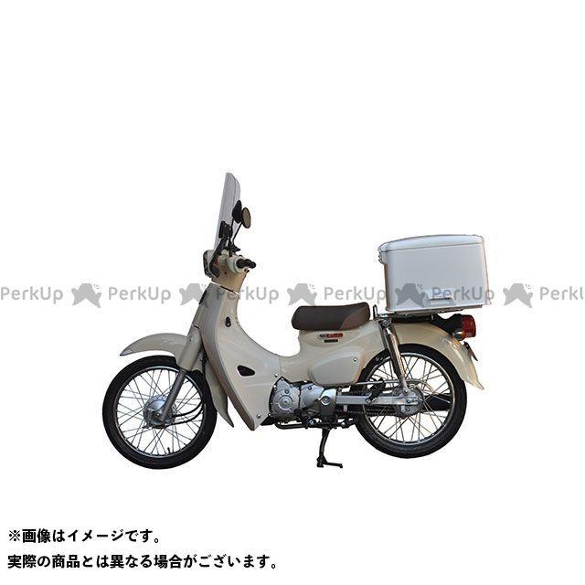 旭風防 スーパーカブ110 スーパーカブ50 汎用 集配用キャリーボックス