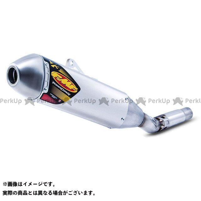 送料無料 FMF CRF250ラリー マフラー本体 POWER CORE4 SA HEX