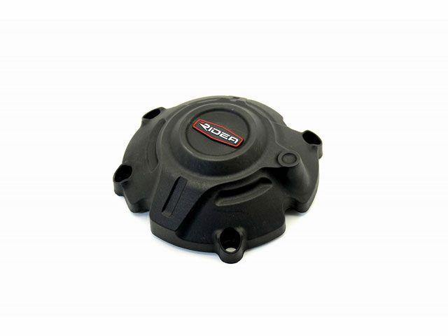 送料無料 リデア MT-10 YZF-R1 エンジンカバー関連パーツ 炭素繊維強化ジェネレーターカバー