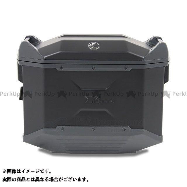 送料無料 ヘプコアンドベッカー HEPCO&BECKER ツーリング用バッグ サイドケース Xceed / エクシード ブラック 右