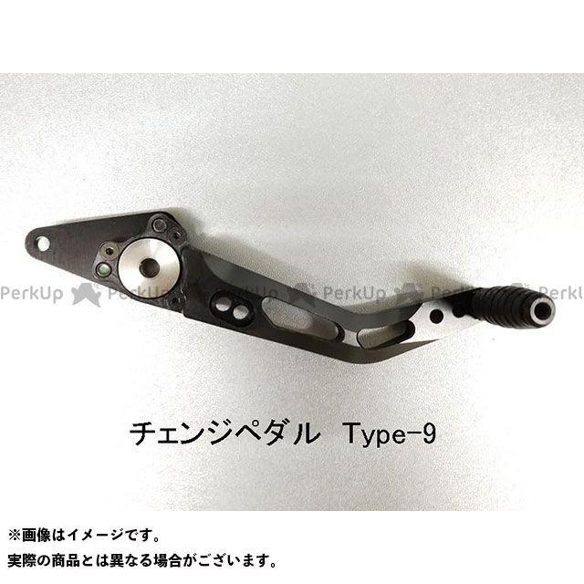 送料無料 ストライカー YZF-R1 ペダル チェンジペダル TYPE9