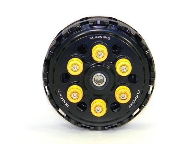 送料無料 ドゥカバイク ドゥカティ汎用 クラッチ スリッパークラッチ スペシャル・エディション ブラック/ゴールド