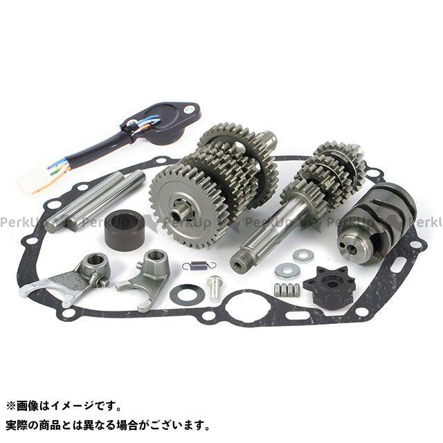 SP武川 Z125プロ 5速クロスミッションキット(ギアポジションスイッチ付き) TAKEGAWA