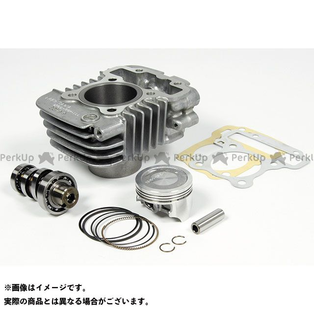 SP武川 スーパーカブ50 Sステージボアアップキット81cc(カム付属) TAKEGAWA