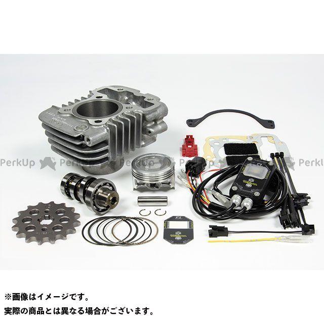 送料無料 SP武川 スーパーカブ50 ボアアップキット Hyper S-Stage ボアアップキット 81cc