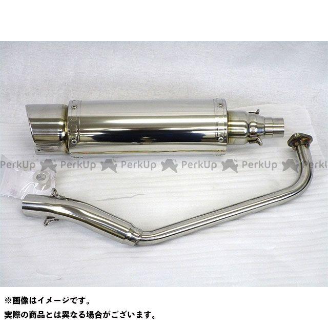 BEYOND エアロX150 AEROX155 ステンレスマフラー ポッパーTYPE(タイYAMAHAエアロックス155)