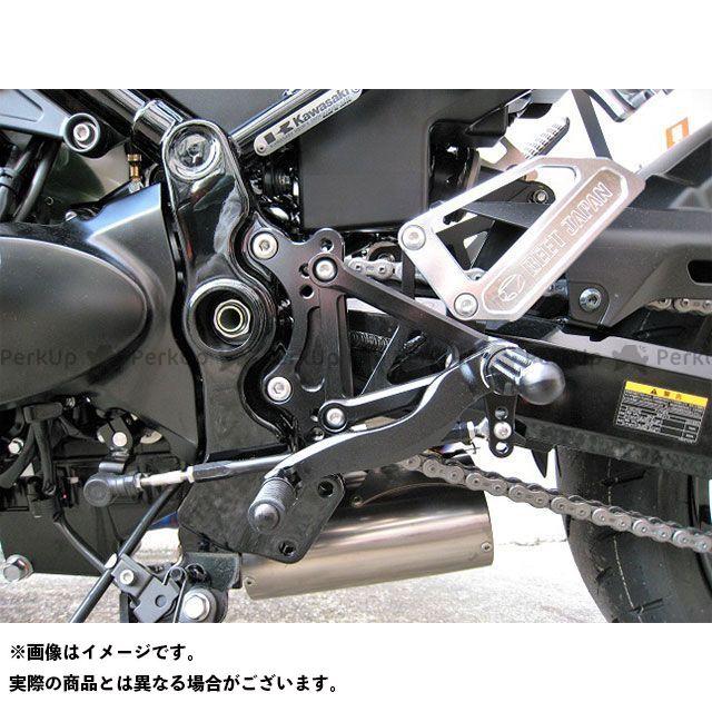 BEET Z900RS ハイパーバンク 固定式(ブラック/シルバー) ビートジャパン