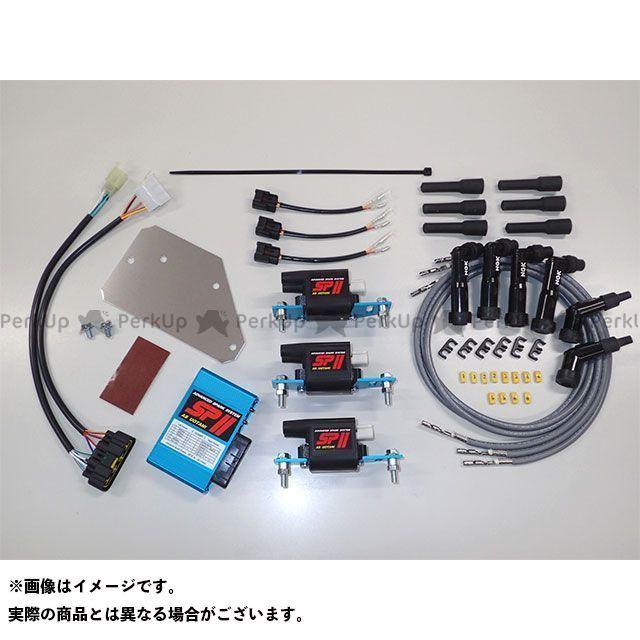 送料無料 ASウオタニ Z1300 CDI・リミッターカット SPIIフルパワーキット(K.Z1300FI コードセット付)