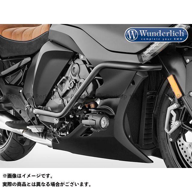 ワンダーリッヒ エンジンガード「Bagger Style」 カラー:ブラック Wunderlich