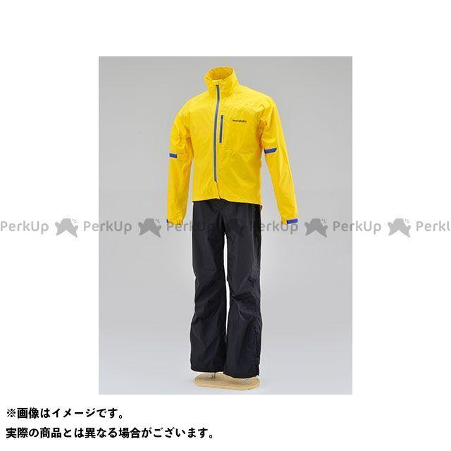 HR-001 HenlyBegins サイズ:XL マイクロレインスーツ(イエロー) ヘンリービギンズ