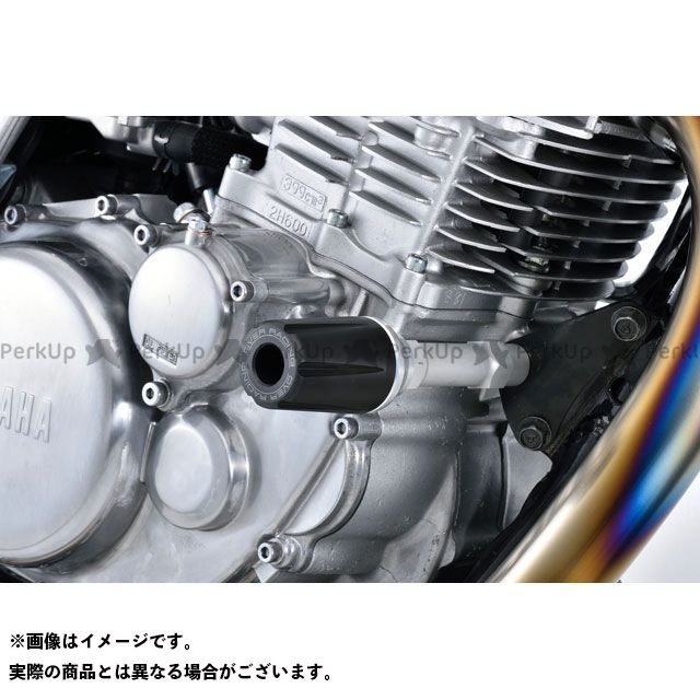 オーバーレーシング SR400 エンジンスライダー OVER RACING