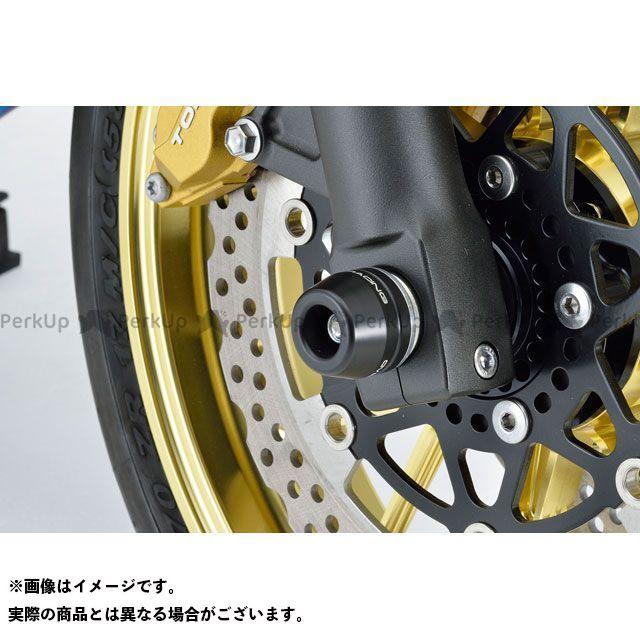 オーバーレーシング ZRX1200 ZRX1200ダエグ フロントアクスルスライダー OVER RACING