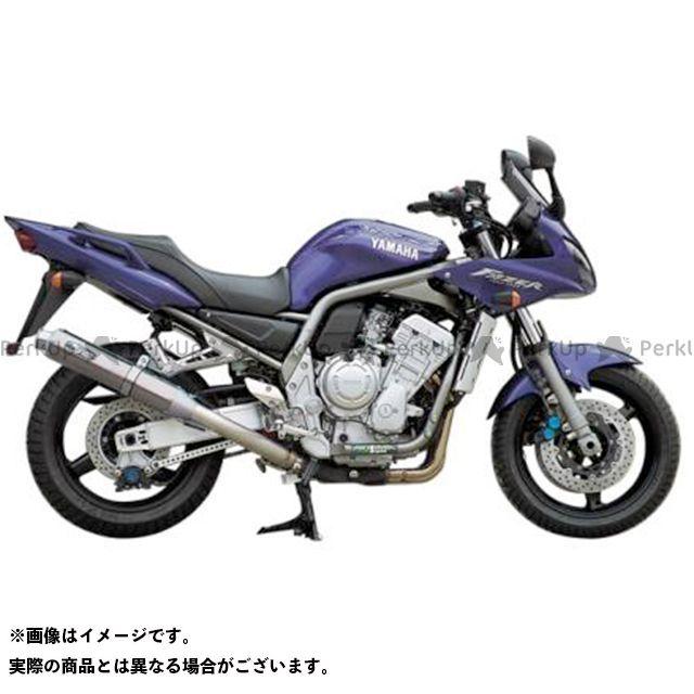 ノジマ FZS1000フェザー FASARM S TITAN V SLIP-ON(チタン機械曲げ) サイレンサー:チタン NOJIMA
