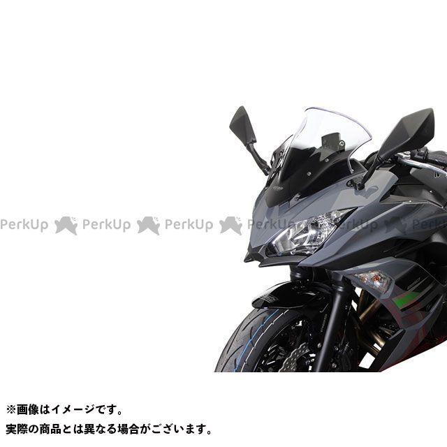 MRA ニンジャ650 スクリーン レーシング(クリア) エムアールエー