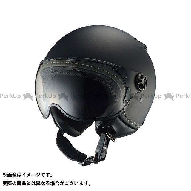 送料無料 Silex シレックス ジェットヘルメット BARKIN2 REGULAR ヘルメット(マッドブラックメタリック) フリー/57-59cm