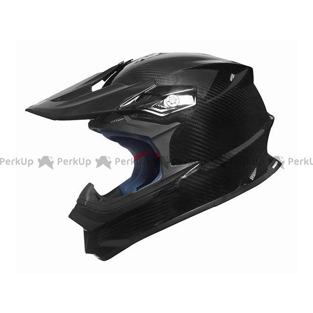 ZEALOT ジーロット オフロードヘルメット MadJumper(マッドジャンパー) CARBON HYBRID L/59-60cm