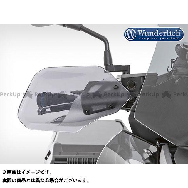 【無料雑誌付き】ワンダーリッヒ G310GS G310R ハンドガード「クリアプロテクト」 カラー:スモーク Wunderlich