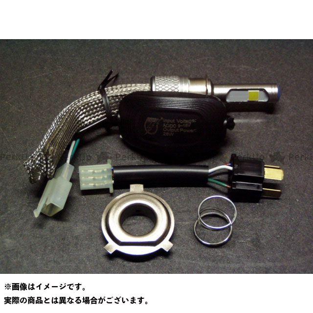 Bムーンファクトリー LEDヘッドライト/2WAYタイプ/PH8/H4  BMOON