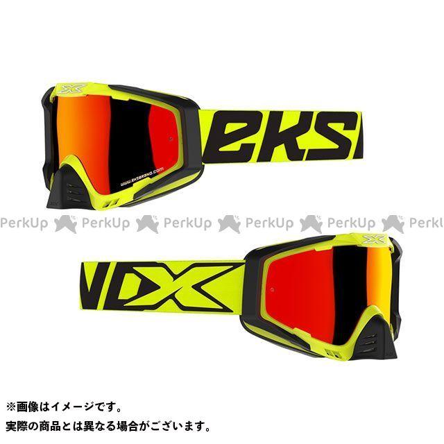 【エントリーで最大P21倍】イクスブランド EKS-S(エックス・エス) ゴーグル フローイエロー/ブラック EKS Brand