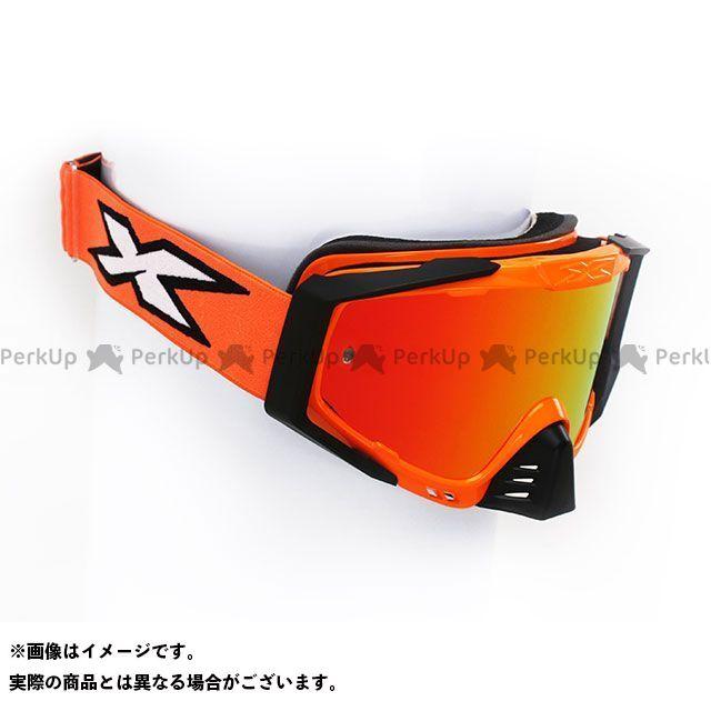 【エントリーで更にP5倍】イクスブランド EKS-S(エックス・エス) ゴーグル フローオレンジ/ホワイト/ブラック EKS Brand