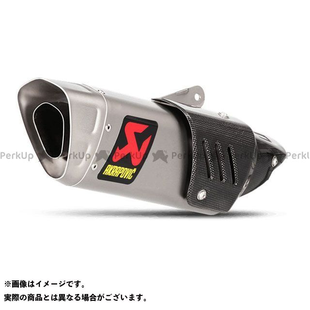 【無料雑誌付き】アクラポビッチ MT-10 スリップオンマフラー(チタン/カーボン) JMCA AKRAPOVIC