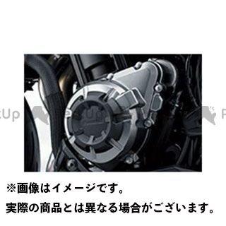 カワサキ Z900 エンジンカバーリング(左右セット) KAWASAKI
