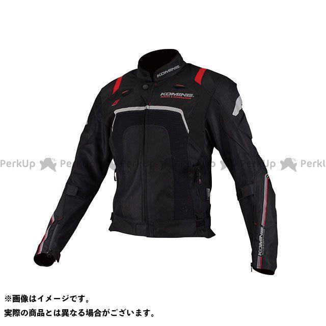 送料無料 コミネ KOMINE ジャケット 2018年春夏モデル JK-124 Rスペックメッシュジャケット(ブラック) 2XL