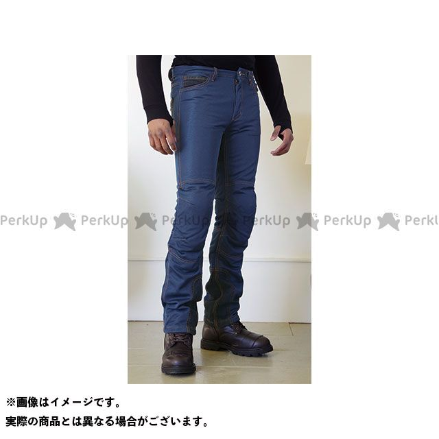送料無料 コミネ KOMINE パンツ 2018年春夏モデル WJ-740R ライディングメッシュジーンズ(インディゴブルー) WM/28