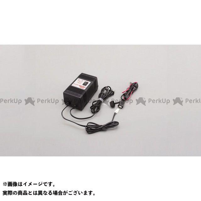 デイトナ 汎用 オートバイバッテリー用維持(微弱)充電器 12Vオートバイ用鉛バッテリー専用 DAYTONA