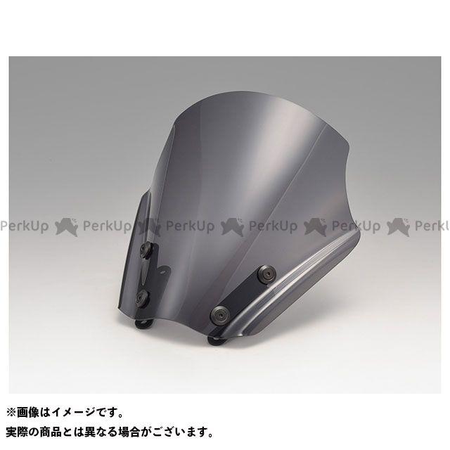 【エントリーでポイント10倍】 キジマ MT-07 スクリーンキット メーターバイザー(スモーク)