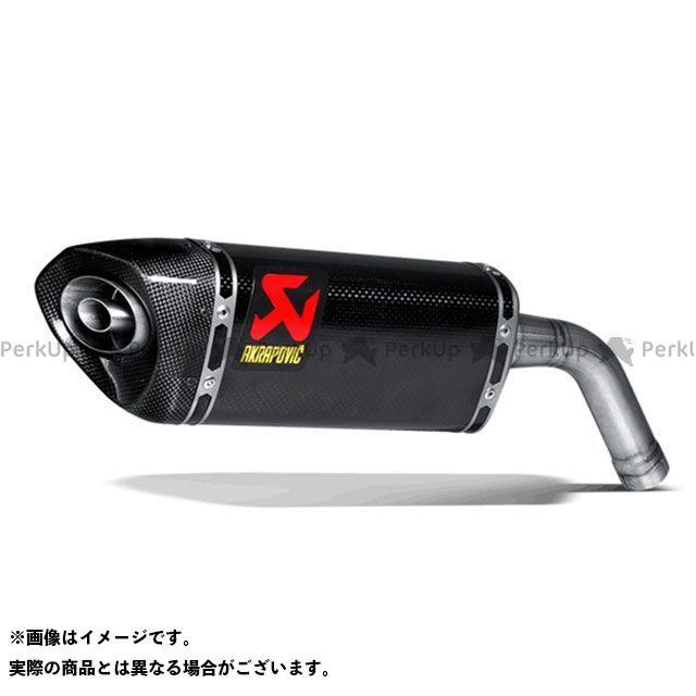 アクラポビッチ グロム スリップオンマフラー(カーボン) JMCA AKRAPOVIC