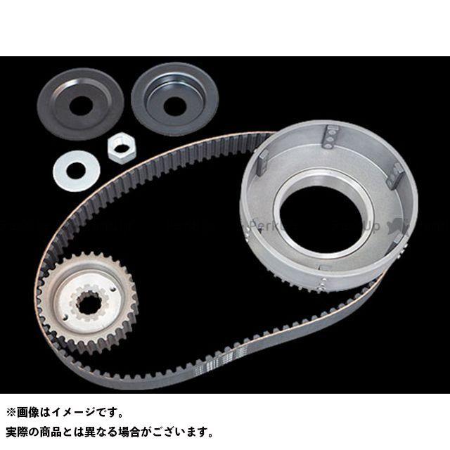 送料無料 Belt Drives Limited その他ハーレー 駆動ベルト 11mm 1-1/2inベルトキット 55-64y