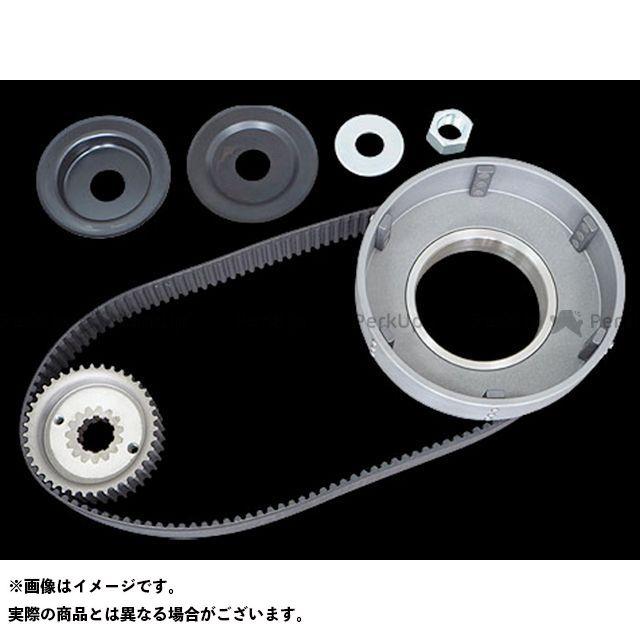 Belt Drives Limited その他ハーレー 8mm 1-1/2inベルトキット 55-64yキック ベルトドライブリミテッド