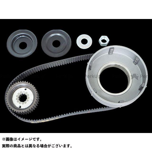 Belt Drives Limited その他ハーレー 8mm 1-1/2inベルトキット 79-E84yキック ベルトドライブリミテッド
