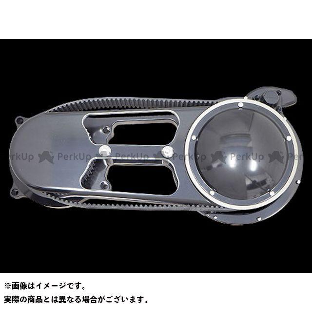 送料無料 Belt Drives Limited その他ハーレー 駆動ベルト 2inオープンベルトキット スターター対応 ショベル ブラック