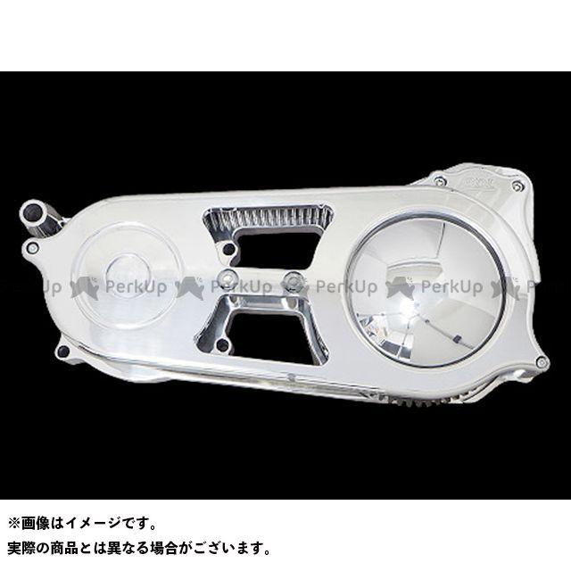 Belt Drives Limited FLH エレクトラグライドスタンダード FLT ツアーグライド FXR スーパーグライド 2inオープンベルトキット 90-06yツアラー・FXR ポリッシュ  ベルトドライブリミテッド