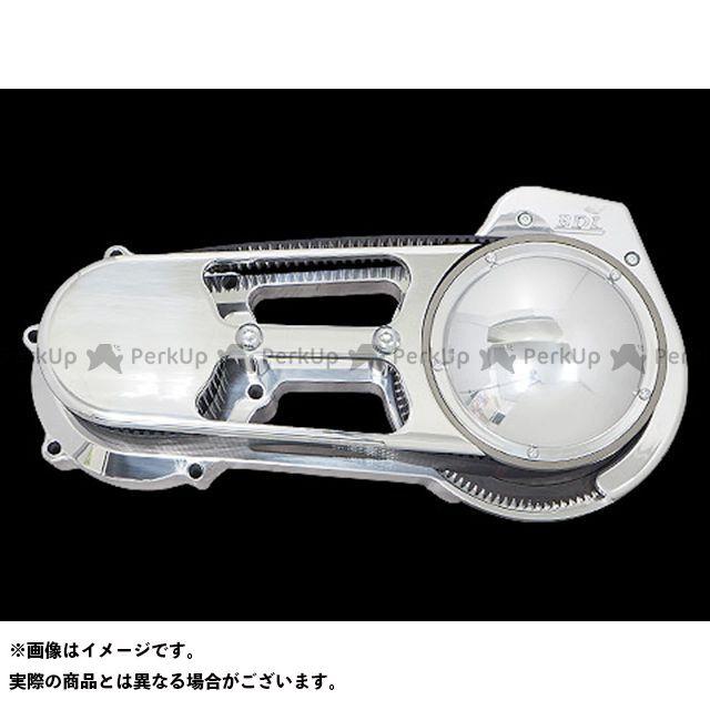 Belt Drives Limited 2inオープンベルトキット 07-17yソフテイル カラー:ポリッシュ ベルトドライブリミテッド