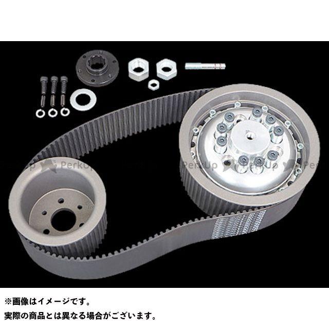 送料無料 Belt Drives Limited FXR スーパーグライド 駆動ベルト 3inオープンベルトキット 84-89y FXR キック
