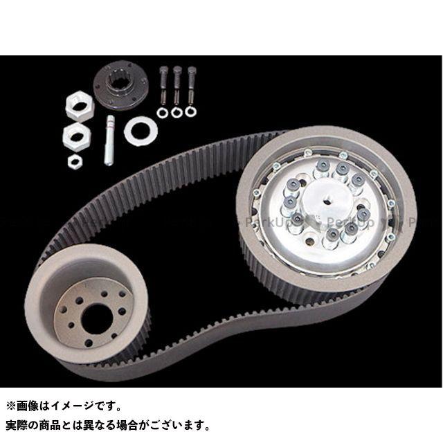Belt Drives Limited FXR スーパーグライド 3inオープンベルトキット 90-06y FXR キック ベルトドライブリミテッド