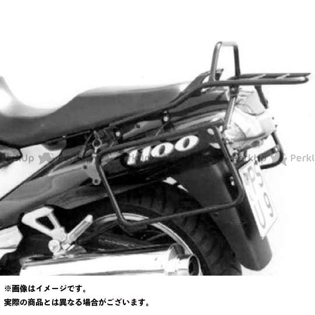 送料無料 ヘプコアンドベッカー ZZR1100 ツーリング用バッグ サイドケースホルダー パイプタイプ