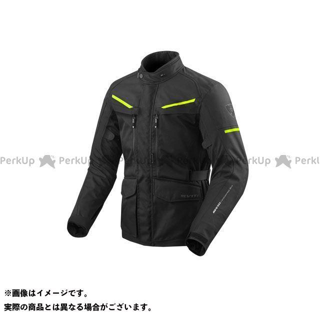 REVIT レブイット ジャケット 2018春夏モデル FJT240 SAFARI 3(サファリ3) ブラック/ネオンイエロー XL