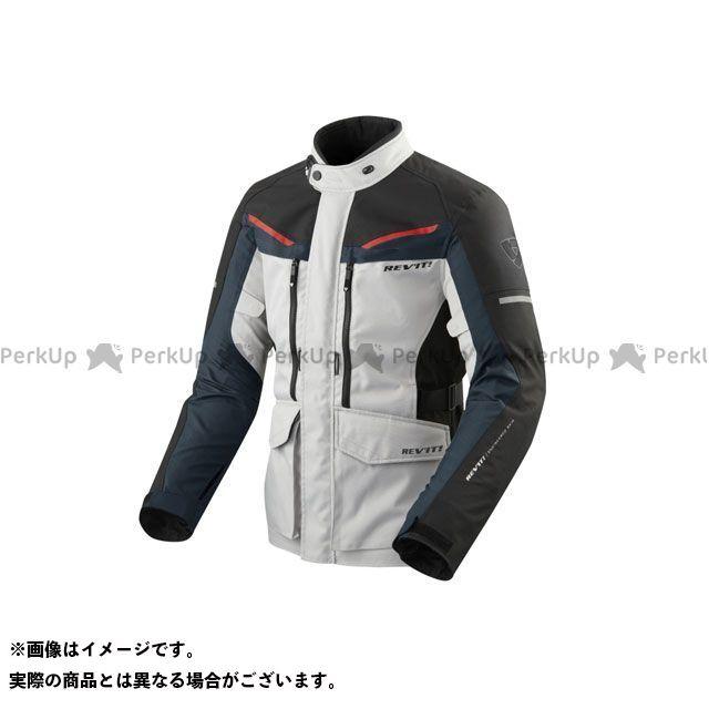 REVIT レブイット ジャケット 2018春夏モデル FJT240 SAFARI 3(サファリ3) シルバー/ブルー L