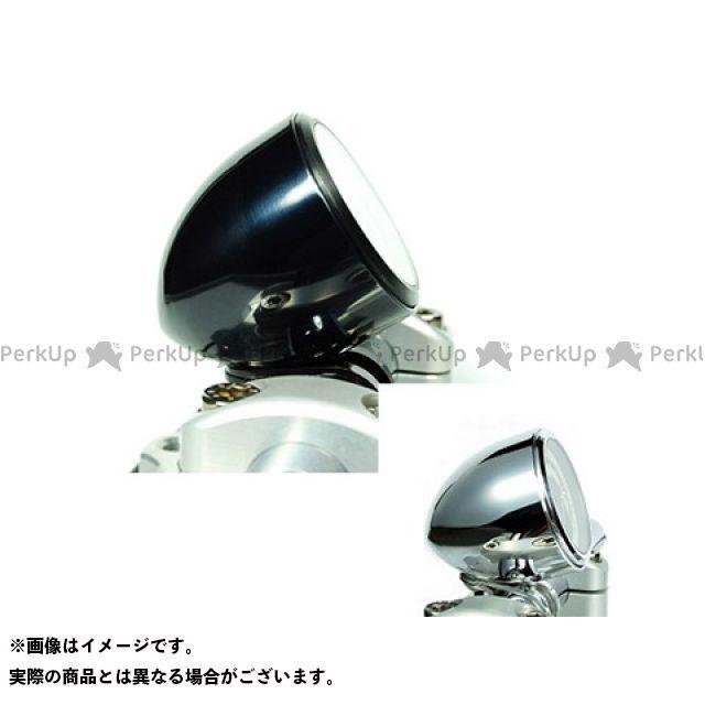モトガジェット 汎用 ストリームラインカップ ブラック 22.2mm motogadget
