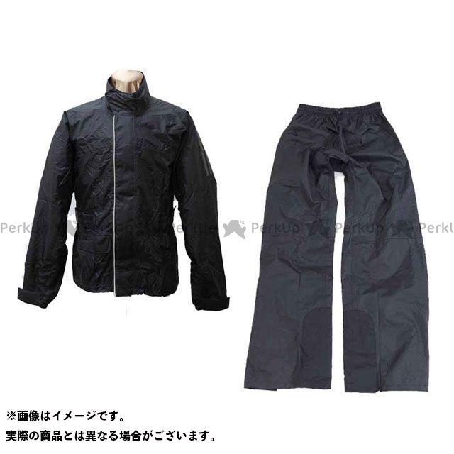 送料無料 KADOYA カドヤ レインウェア 2018春夏モデル K'S PRODUCT No.6006 K'S RAIN T-4(ブラック) L