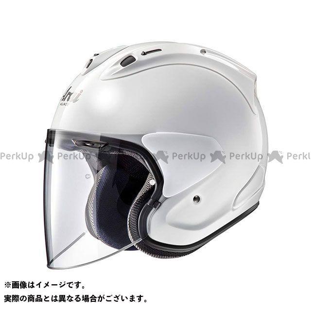 アライ ヘルメット Arai ジェットヘルメット VZ-Ram(VZ-ラム) グラスホワイト 54cm