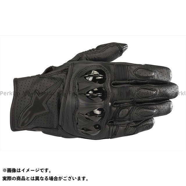 【エントリーで更にP5倍】Alpinestars セラー グローブ(ブラック/ブラック) サイズ:XL アルパインスターズ